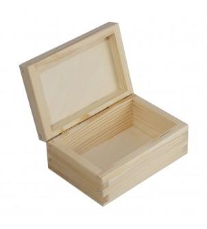 Pudełko z drewna PO14