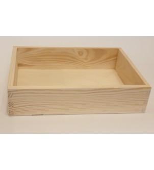 Pojemnik drewniany