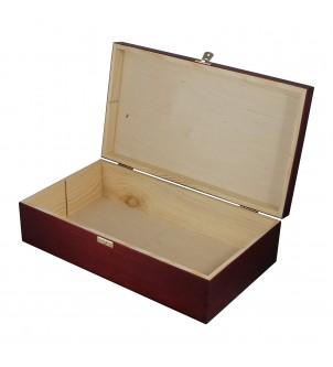 Pudełko z drewna...